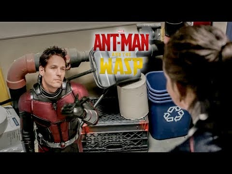NEW Ant-Man And The Wasp Infinity War Trailer