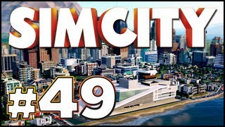 SimCity: Ep 49 - Death & The French City!