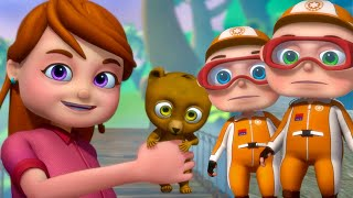 Waterfall Rescue Episode | Zool Babies Series | Cartoon Animation For Children| Videogyan Kids Shows
