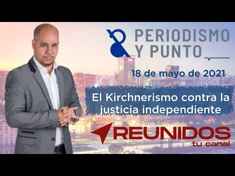 Periodismo y Punto   Emisión #19   Con Luis Gasulla