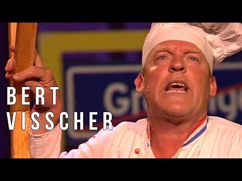 Bert Visscher - Afijn - Vegetarisch Koken