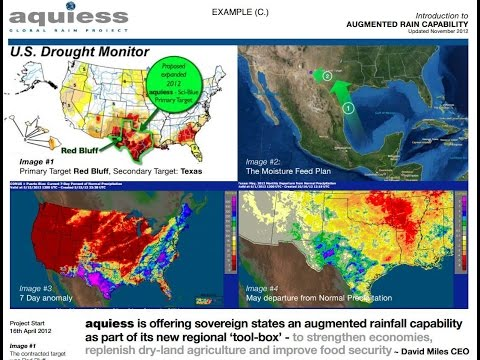 How Texas Stole California's Rain