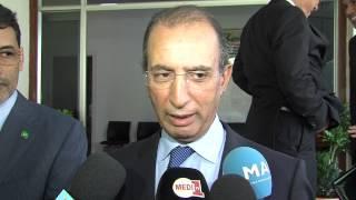 اجتماع مغربي موريتاني رفيع المستوى بالرباط