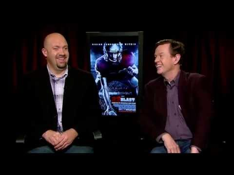 "Travis Freeman and Dylan Baker Dish On Their Film ""23 Blast"" Interview"