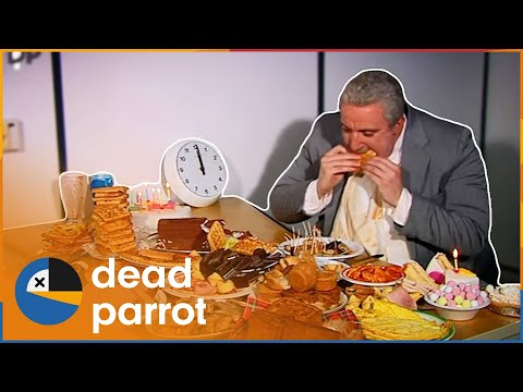 The Butterfield Diet Plan  The Peter Serafinowicz   Dead Parrot