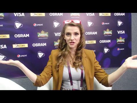 Eurovision 2017 – Macedonia (Jana Burčeska – Dance Alone)