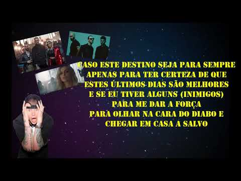 Cover Lagu Machine Gun Kelly X Ambassadors & Bebe Rexha - Home (legendado) pt-br STAFABAND