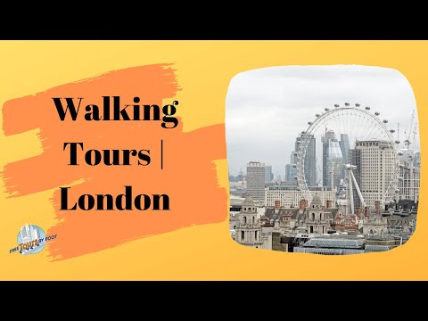 Walking Tours | London