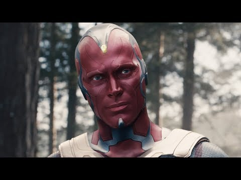 The Avengers: Infinity War Trailer Answers A Huge Question About Vision