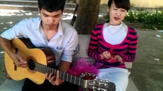Nếu Như Anh Đến - Cover Guitar Tonny Quang Ft Ni Ni