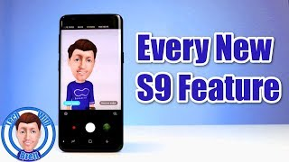 Every New Samsung Galaxy S9 Feature