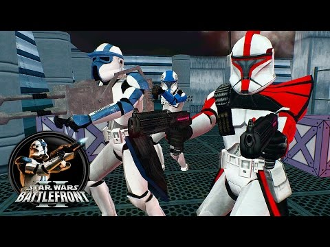 Star Wars Battlefront II Mods (PC) HD: DEVs Clone Wars Extended 2.0 - Muunilinst: Rooftops