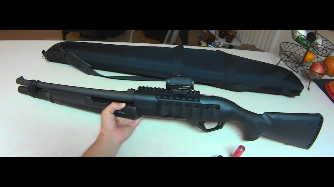 benelli supernova tactical review youtube