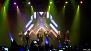 [HD fancam] 130209 Teen Top - 향수 뿌리지마 @ Trianon, Paris