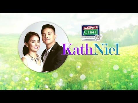 Kapamilya Chat with Kathryn Bernardo & Daniel Padilla for Pangako Sa'Yo