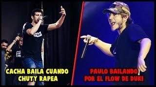 FLOWS ADICTIVOS Que Pusieron a BAILAR a TODOS | Batallas de Rap