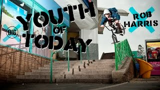 DIG BMX - Rob Harris - Youth of Today