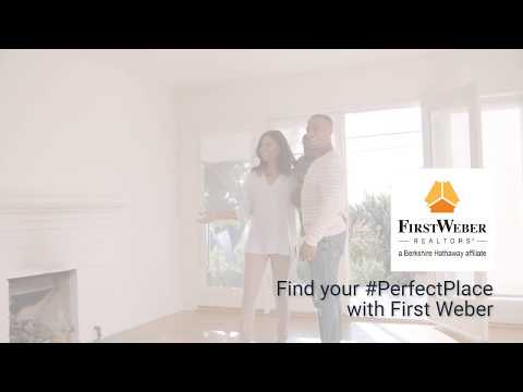 Find your home sweet home at firstweber.com
