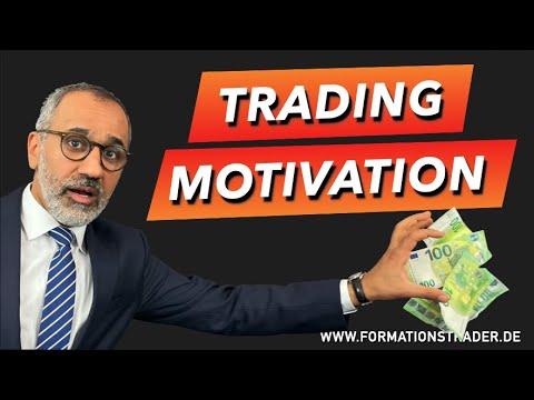 Traden lernen: Warum tradest Du?