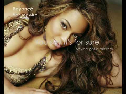 Beyoncé - He's My Man (with lyrics)