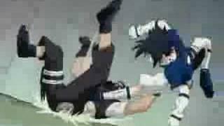 Naruto-- Papercut
