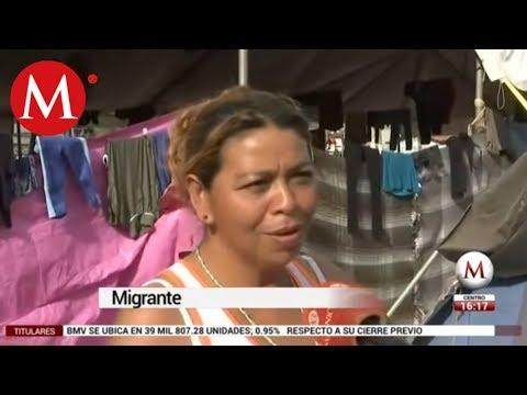 Permanecen en México 8 mil 400 migrantes, reporta INM