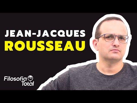 Rousseau - Contrato Social  Prof Anderson