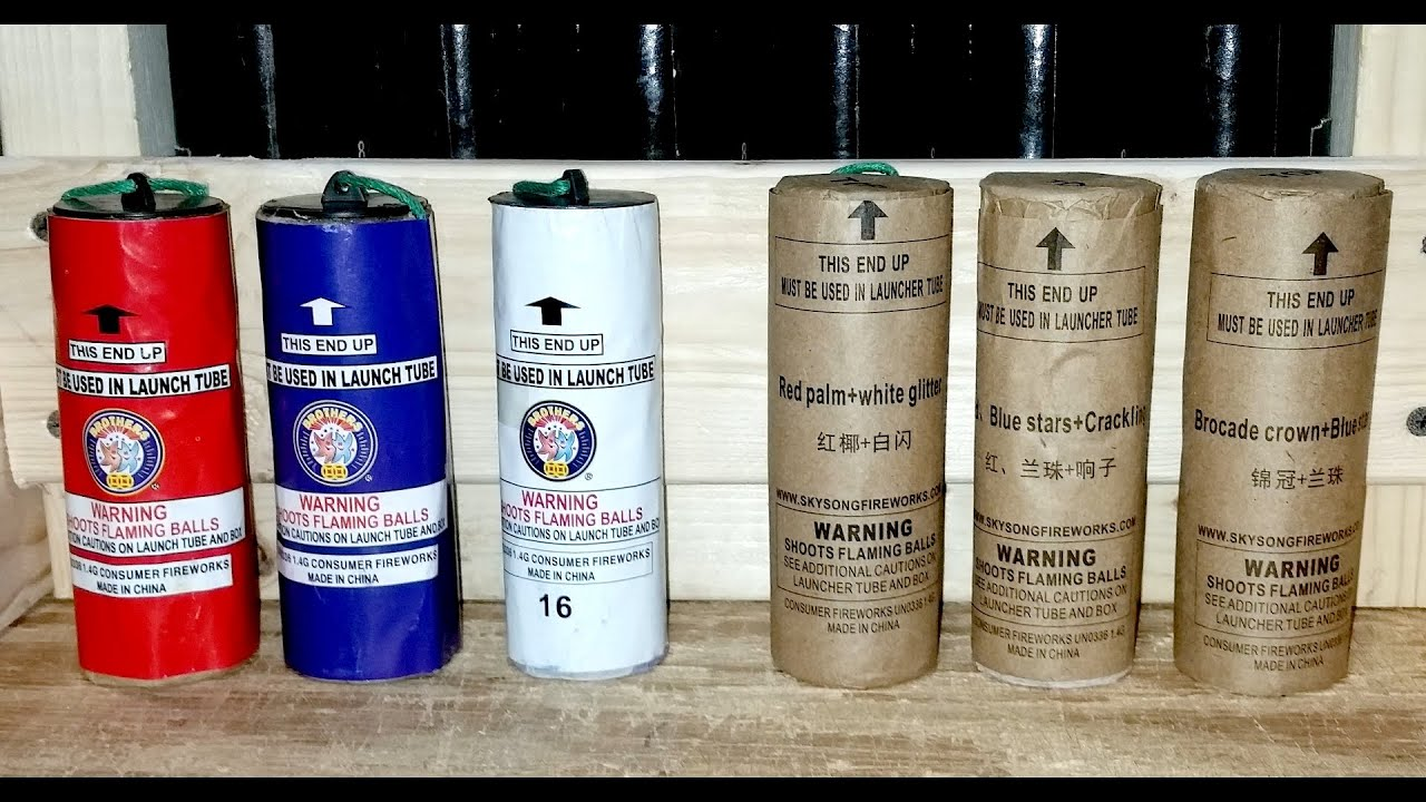 3 Grand Jury & 3 The Pirates (canister shells)
