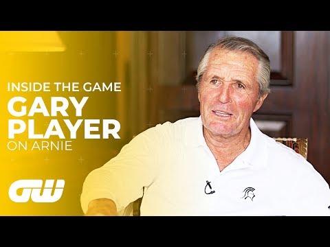 Gary Player on Arnold Palmer Friendship   Inside The Game   Golfing World