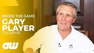 Gary Player on Arnold Palmer Friendship | Inside The Game | Golfing World
