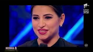 Gambar cover Loredana Anghelache, fenomenul muzical din cel de-al șaselea sezon X Factor