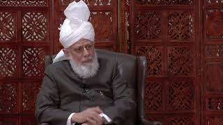 Huzur's advice for Post-Natal depression