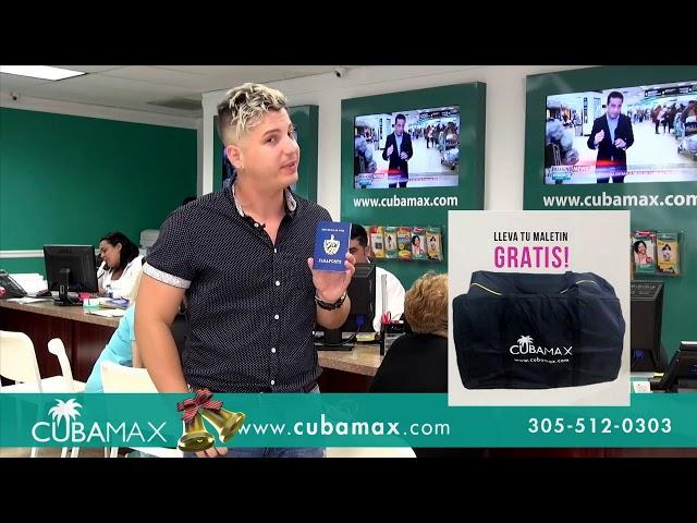 Envio de Carga Regular por Cubamax Cargo   TravelerBase
