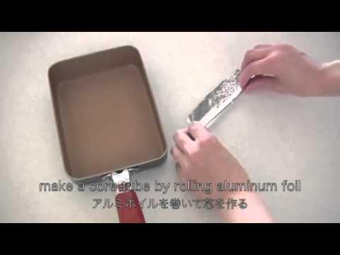 How to Make Baumkuchen (German Layered Cake) at home バームクーヘンの作り方 (レシピ)
