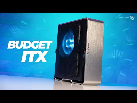 """$480 BUDGET ITX """"Work From Home"""" PC With Benchmarks"""