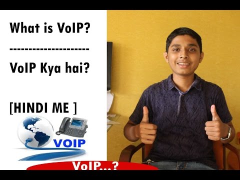 What is VoIP [HIND]