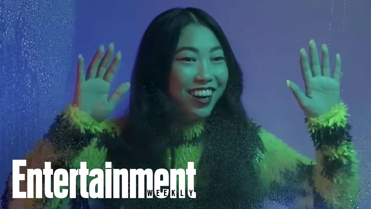 Awkwafina Reveals Her Biggest Influences: 2019 Entertainers Of The Year