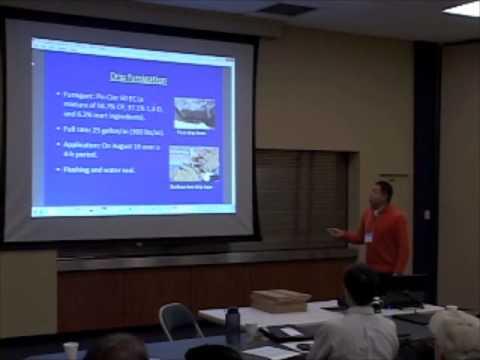 Dr. Ruijun Qin----Organic Strawberry Workshop, Tennessee State University----Jan 21, 2014