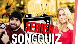 SERIEN Songquiz – Erkennst DU die Intros?