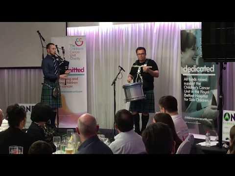 Steven McWhirter - Children's Cancer Charity Concert - 3/4 March & Jig