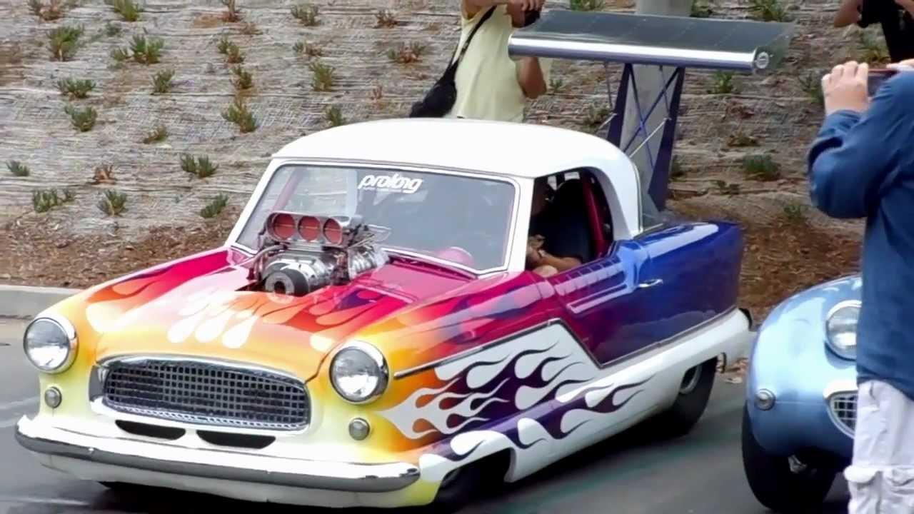 Nash Car: Prolong Nash Metropolitan Drag Car