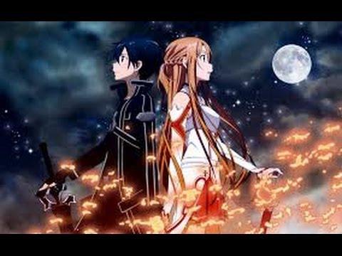 Sword art online- Rebel love song [AMV]