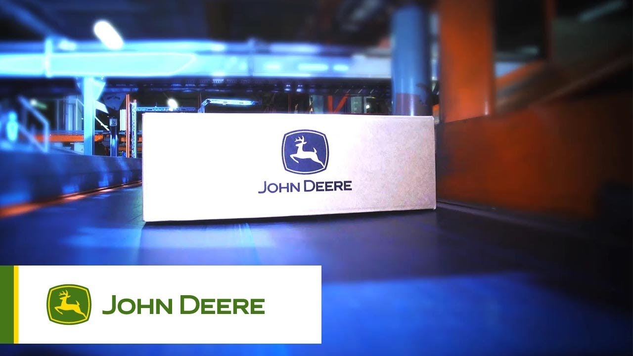 John Deere's European Parts Distribution Center