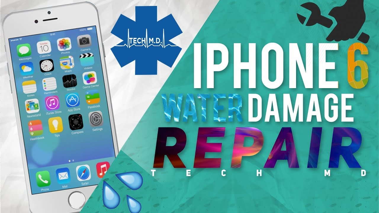 How to Repair an iPhone from Water Damage (with Pictures)