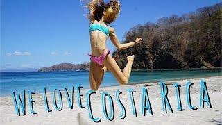 Costa Rica! Коста Рика - страна солнца, волн и обезьян!(Всем привет! В этом видео я приглашаю вас побывать вместе со мной в Коста Рике. Не думала и не гадала я, что..., 2015-03-25T09:00:00.000Z)
