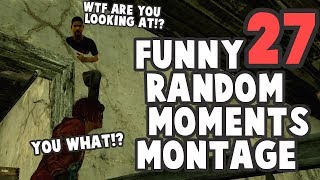 Dead by Daylight funny random moments montage 27