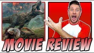 Jurassic World: Fallen Kingdom   Movie Review (Spoiler-Free)