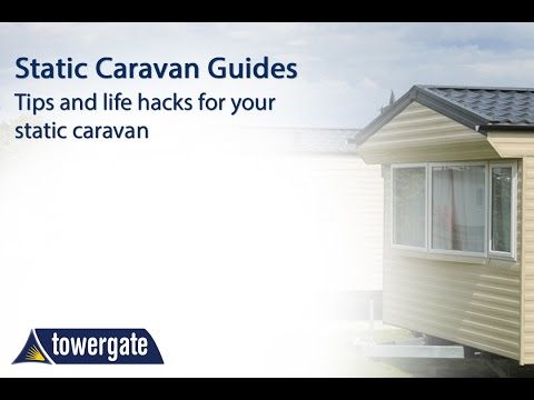 Static Caravan tips and advice