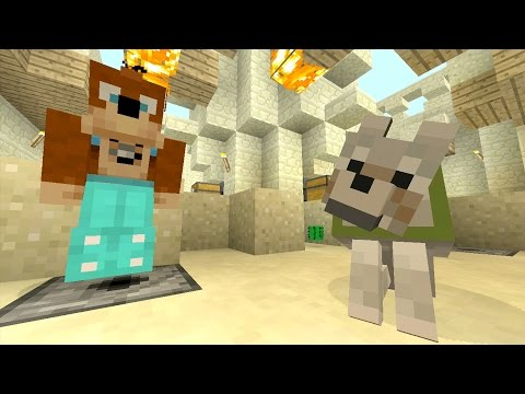 Minecraft Xbox - Fire And Falling [296]