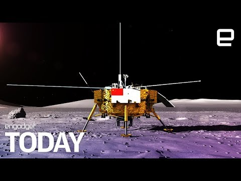 china lands on the moon historic robotic lunar landing - 1200×675